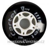 IN LINE KOLEČKA WHEEL CARTEL TFS SET 84mm BLACK (SADA 8.KS)